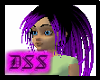 Purple Streak Tracy
