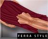 ~F~Lenka Skirt Dark Rose
