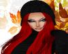 xDSx Hat&Hair red