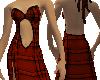:: Red dresse Fashion ::
