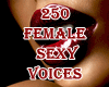 best female sexy voices