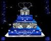 Shay & Mike Wedding cake