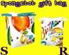 SPONGEBOB GIFT BAGS