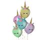 [JJ] Balloons unicorn G