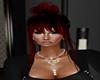 Anthea Red N Black