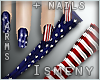 [Is] US 4th July Gloves