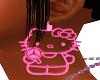 ~A~ hello kitty earrings