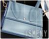 [Is] Mini Bag S - Blue