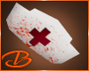 Bloody Nurse Hat