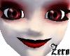 Trip eyes in red