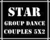 Star Group Dance 5x2