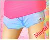 sweet cupcake shorts