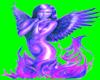 [AR]Fire Angel purple