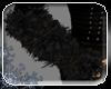-die- Black armfur