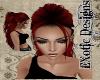 Thara Hair Red X