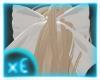 xE! White lolita bow