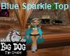 [BD] Blue Sparkle Top(F)