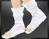 + White Sandals +