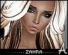!A Zahra Fluff Blonde