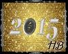Gold Silver Confetti