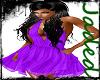{JR} Purple Spring Dress