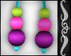 SWA}Rave Earrings