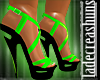 Greensational Heels