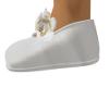 KidS-White Rosebud Shoes
