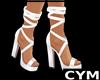 Cym Meess White