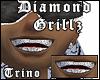 DIAMOND Grillz Tyrone H