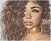 J- Coraz brunette