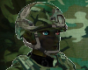 Woodland Ops Core Helmet