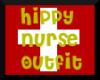 Hippy Nurse's Outfit