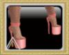 (AL)Ali Pink Shoes