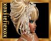 [L] Wedding hair pearls