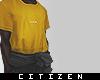 Tee & Waist Sweater I