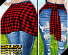 Plaid Shirt + Jeans RLL