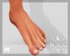 × Human Feet