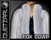 [8Q]WINTER COAT White