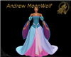 MW Medieval Sash Gown