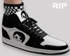 R. My kicks