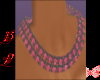 Ruby Collar Necklace