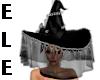 HALLOWEEN WTICHY HAT