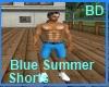 [BD] Blue Summer Shorts