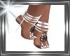 ! pentagram feet.