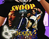 Snoop Dogg Graphic T