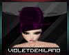 Ada, Purple Faire Hair