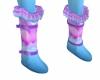 [KC]Winter Blue Boots 2