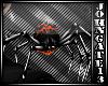 Shoulder Widow Spider