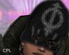 My hat mask thing e